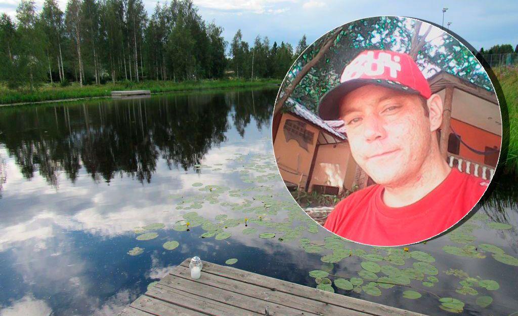 Juho, 35, juoksi järveen pelkät sukat jalassaan ja pelasti itsetuhoisen miehen hukkumiselta - tasavallan presidentti myönsi hengenpelastusmitalin