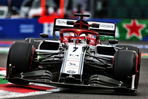 Kimi Räikkösestä tulee Meksikossa vasta kolmas tällä vuosikymmenellä F1-osakilpailun ajanut nelikymppinen.