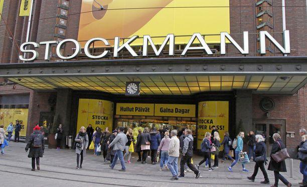 Verkkokauppa on Stockmannin nopeimmin kasvava myyntikanava, yhtiö kertoo tiedotteessaan.