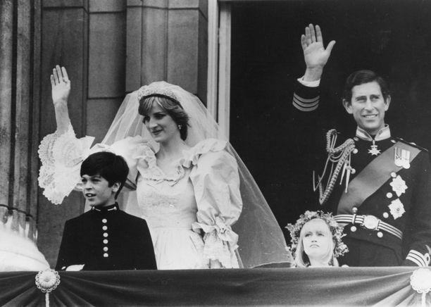 Prinsessa Diana on kertonut olleensa onneton julki tulleissa ääninauhoissa.
