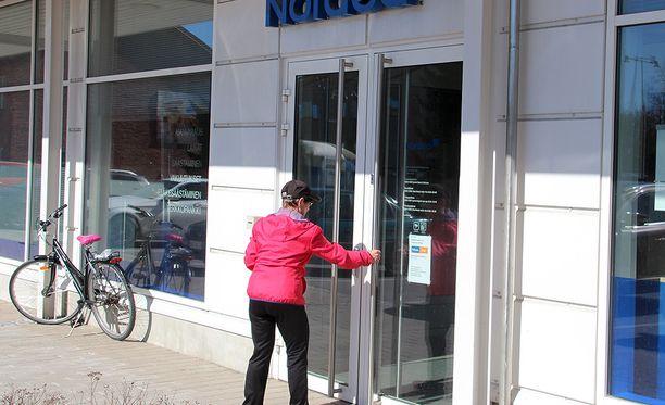 Toistaiseksi pankkialalle ei ole luvassa uusi työtaisteluja.