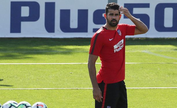Diego Costa palasi takaisin Atléticon riveihin.
