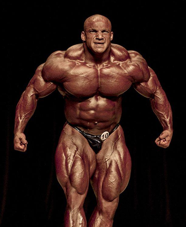 Big Ramya eli Mamdouh Elssbiayta voi todellakin kutsua massamonsteriksi. Viime vuoden Mr Olympian kakkosen kisapaino on yli 130 kiloa.