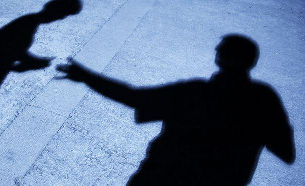 Käräjäoikeus katsoi, ettei 46-vuotiaan tarkoitus ollut aiheuttaa 54-vuotiaalle vammoja.