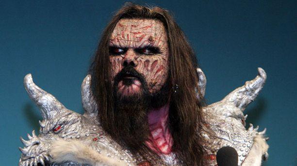 Lordin alias Tomi Putaansuun oman kauhuelokuvan kuvaaminen on alkanut.