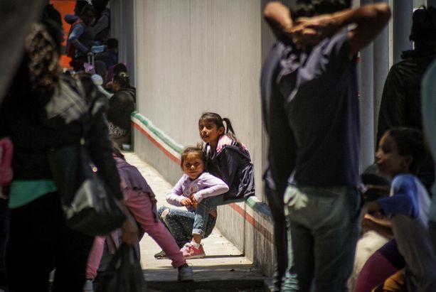 Osa Yhdysvaltojen erottamista siirtolaisperheistä on saatu yhdistettyä. Kuvituskuva.