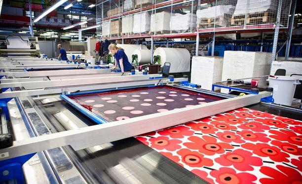 Vuonna 2017 Marimekon liikevoitto nousi 8,6 miljoonaan euroon.