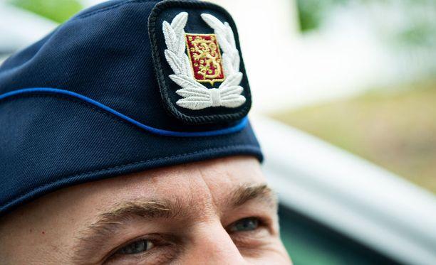 Suomalaispoliisi Jouni niittää mainetta Uudessa-Seelannissa. Kuva ei liity tapaukseen.