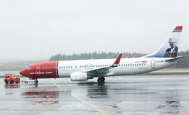 Norwegian konkurssi 2020