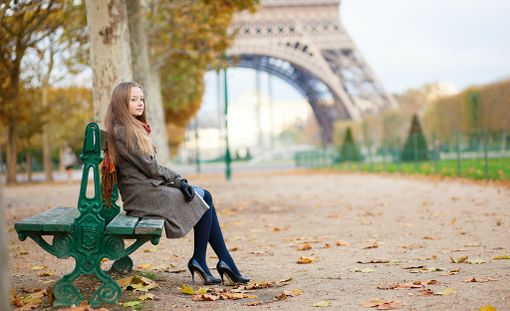 Pariisi on ihana syyslomakohde.
