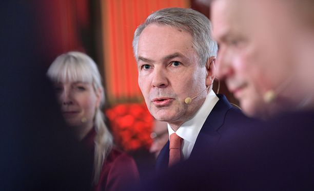 Pekka Haavisto jäi presidentinvaaleissa jälleen toiselle sijalle.