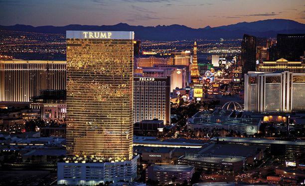 Trumpin hotelli Las Vegasissa on presidenttikampanjan alun jälkeen menettänyt 70 prosenttia asiakkaistaan.