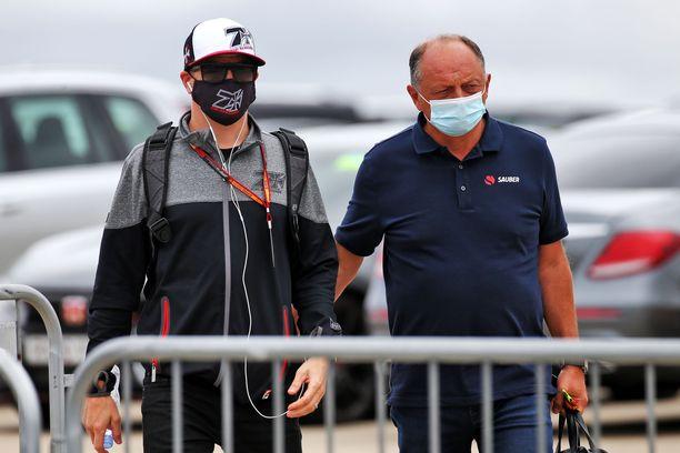 Mitä Kimi Räikkönen tekee F1-uransa jälkeen?
