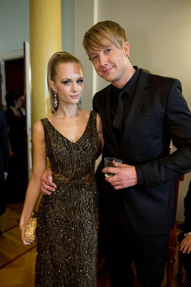 Vivianne Raudsepp ja Samu Haber pitivät yhtä yli seitsemän vuotta.