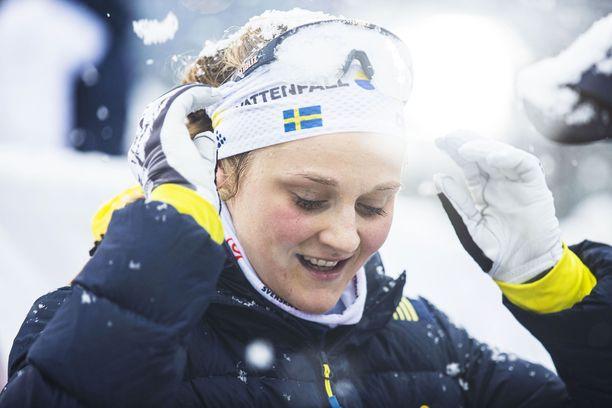 Stina Nilsson ei saanut Jelena Välbeltä onnenpotkua lajivaihdokseensa.