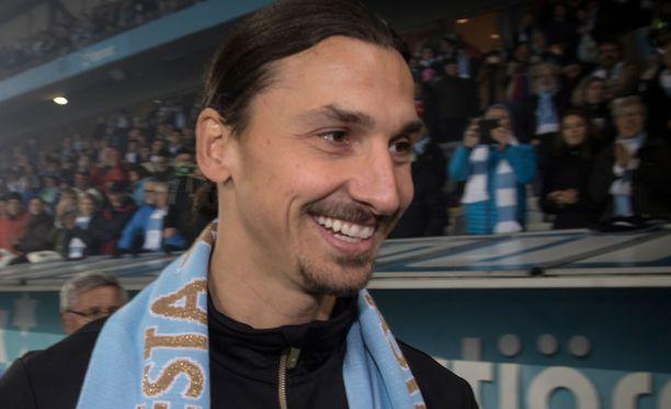 Zlatan Ibrahimovicin ylimielisyys ärsyttää jalkapallopiireissä.