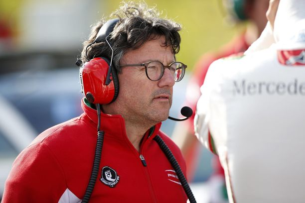 Luca Baldisserri tuntee Michael Schumacherin hyvin Ferrari-ajoilta.