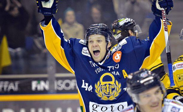 Janne Niskala on aloittanut kauden ryminällä.