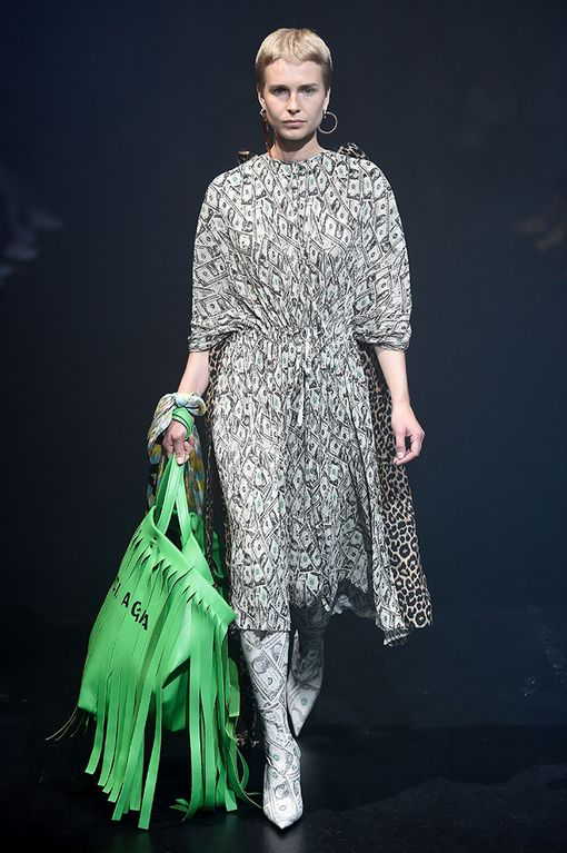 Balenciaga kevät-kesä 2018