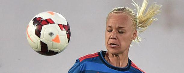 Caroline Segerin mielestä Ruotsilta vietiin rankkari.