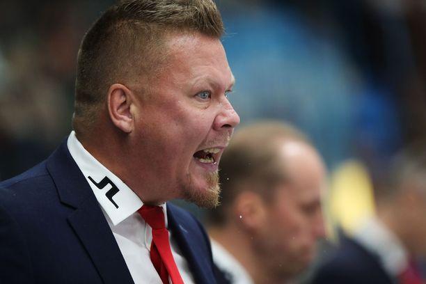 Jarno Pikkarainen näki tappiosta huolimatta HIFK:n pelissä paljon hyvää.