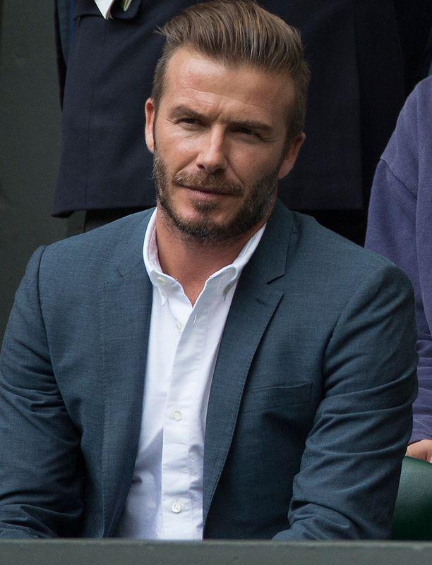 David Beckham nähdään Guy Ritchien action-leffassa.