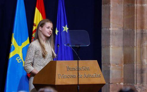 Espanjalaisprinsessa, 15, aloittaa opintonsa Walesissa – samasta koulusta valmistunut Jorma Ollila ja Pentti Kouri