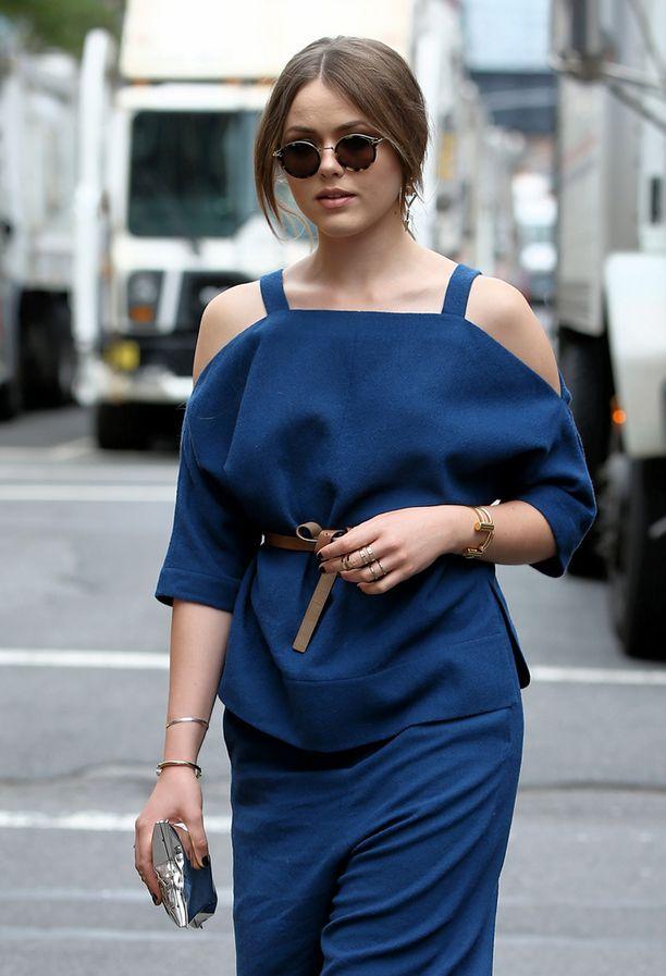 Muotibloggaaja Kristina Bazan