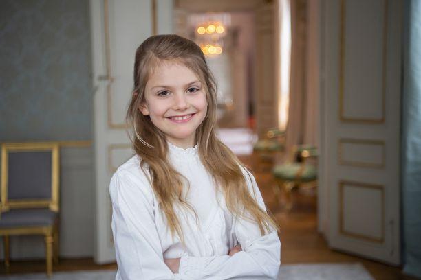 Hyvää syntymäpäivää prinsessa Estelle!