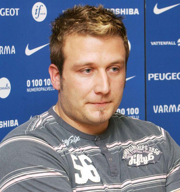 Conny Karlsson kertoi vakavasta sairaudestaan huhtikuussa.