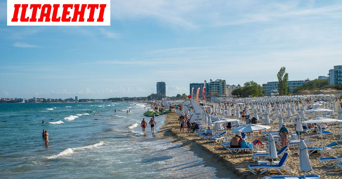 Sunny Beach Kokemuksia