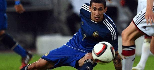 Argentiina sai keskiviikkona harjoitusottelussa revanssin Saksasta. Di María oli 4-2-voiton hahmo tehoin 1+3.