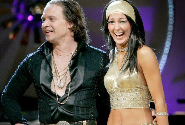Vuonna 2007 Eppu osallistui Tanssii tähtien kanssa -kisaan.
