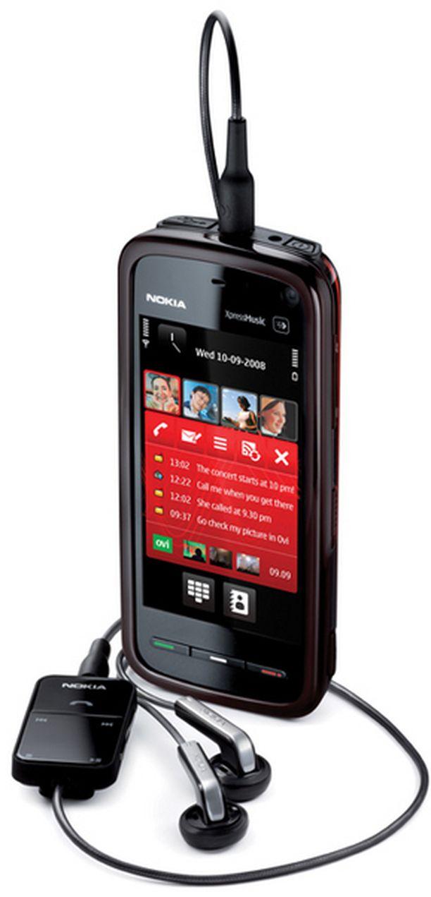 Nyt myös Nokialla on kosketusnäytöllinen kilpailija iPhonelle.