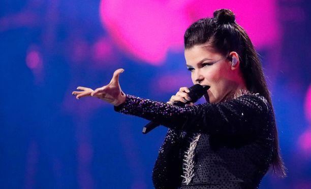 Euroviisuissa Suomea edustanut Aalto lähtee kiertämään Eurooppaa syksyllä.