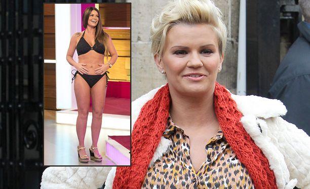 Kerry ennen ja jälkeen laihdutuksen.