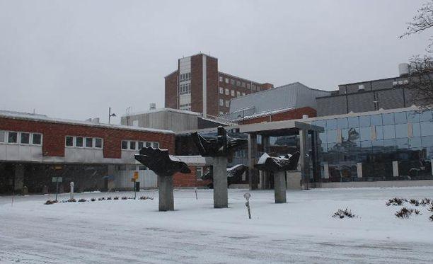 Epäillyt rikokset tapahtuivat Keski-Suomen keskussairaalassa.