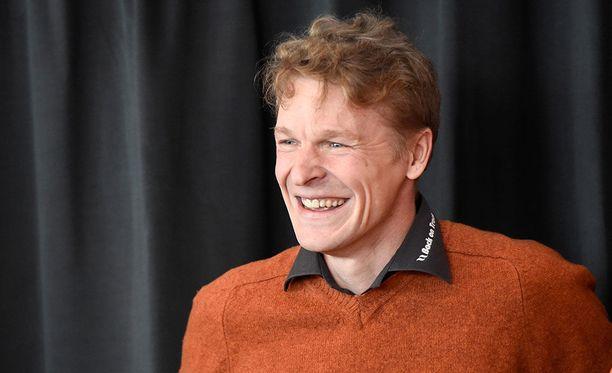 Toni Nieminen suorittaa ravintola- ja cateringalan perustutkintoa.