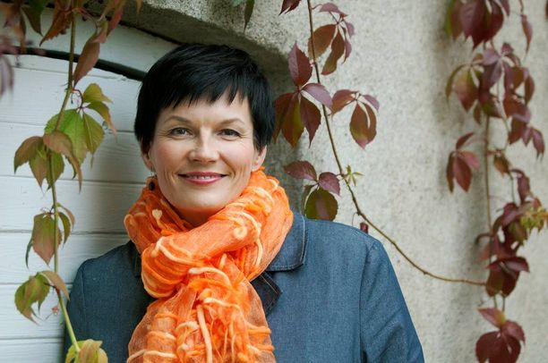 Salla Paajanen on työskennellyt Ylellä jo 20 vuotta.