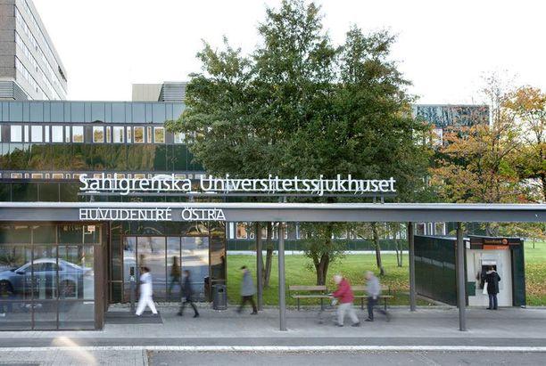 Sahlgrenskan yliopistollinen sairaala on tehnyt tapauksesta hoitovirheilmoituksen.