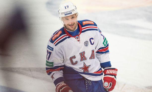 Ilja Kovaltshuk on kovassa vireessä KHL-kauden alla.