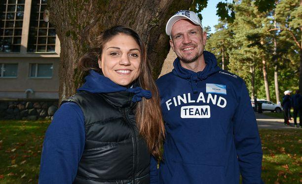 Jussi Ihamäki ei enää toimi Nooralotta Nezirin valmentajana.
