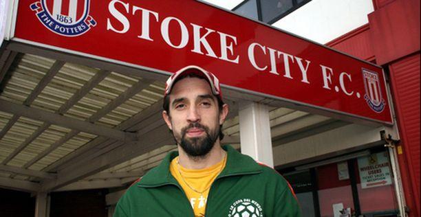 Kopteff ei saanut peliaikaa hänet joulukuussa hankkineessa Stokessa.