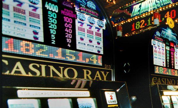 Kuvituskuva arkistosta. RAY:n uusi kasino saattaa tulla Tampereelle.