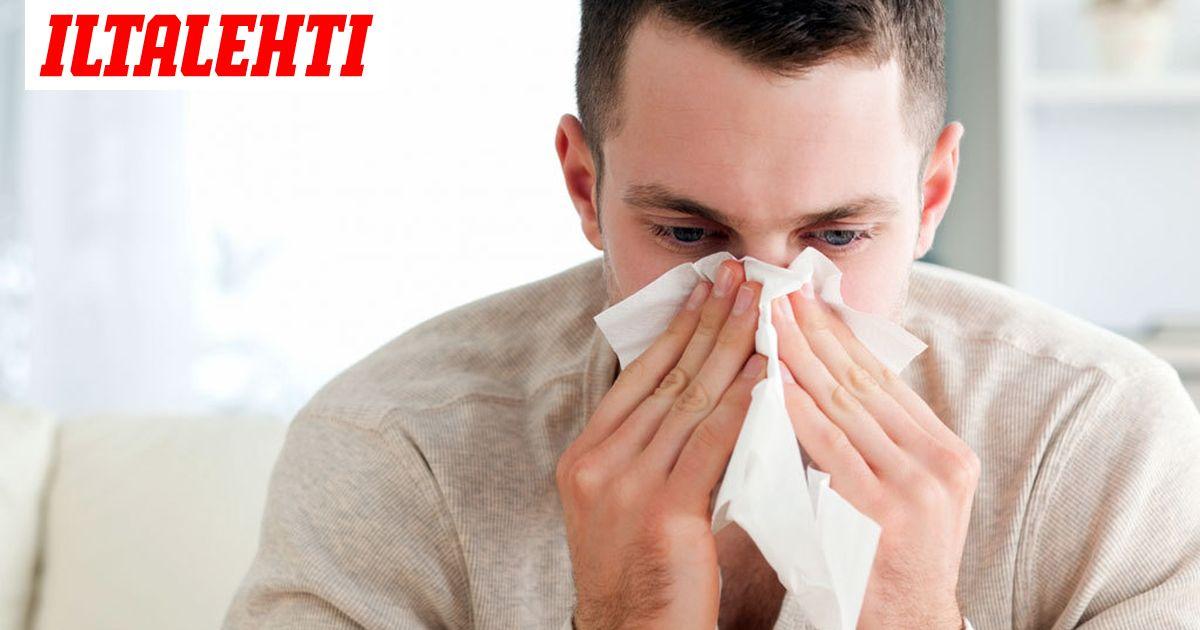 Influenssa Tilanne