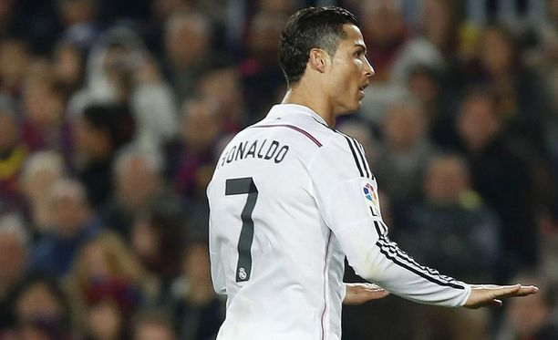 Tämä ele oli liikaa La Ligan puheenjohtajalle.