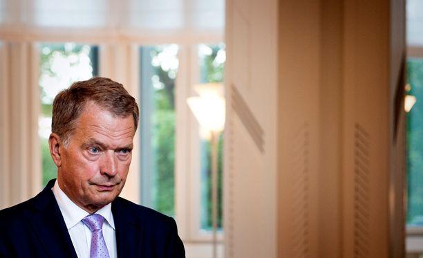 - Hybridisodankäynti on täysin uusi elementti, ja siihen Euroopassa ei ole mitään yhteistä vastausta, Niinistö sanoi.