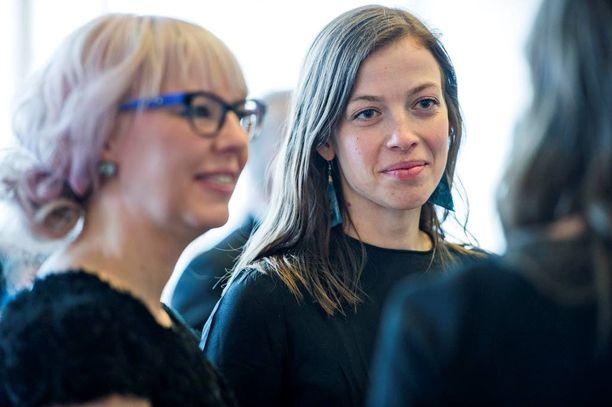 Li Andersson on kertonut toivovansa vasemmistoliitolle lisää julkisuutta.