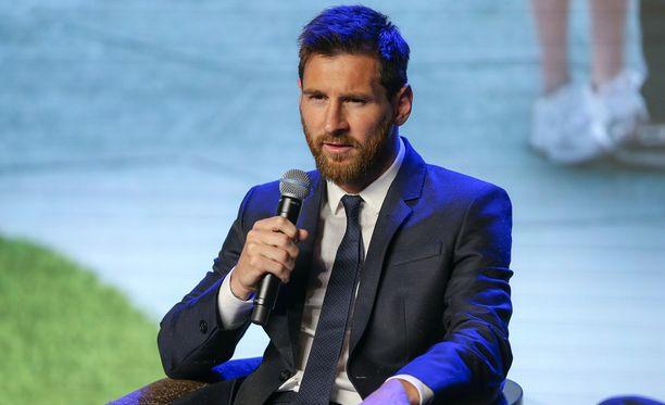 Leo Messi täyttää lauantaina pyöreitä - mittariin tulee 30 vuotta.