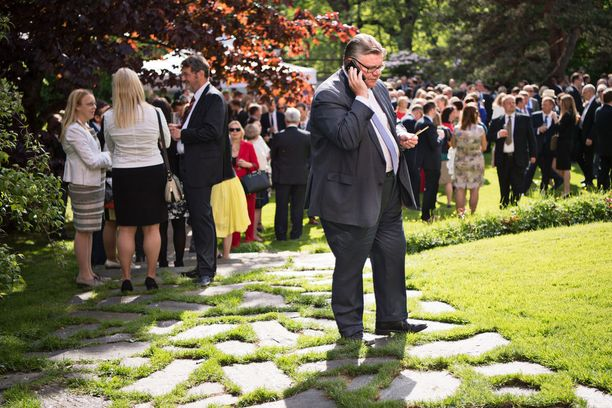 Sinisten todennäköinen ääniharava Timo Soini ei ole vielä kertonut, lähteekö hän ehdolle kevään 2019 eduskuntavaaleihin.